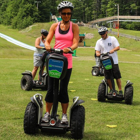 Off-Road Segway Tours